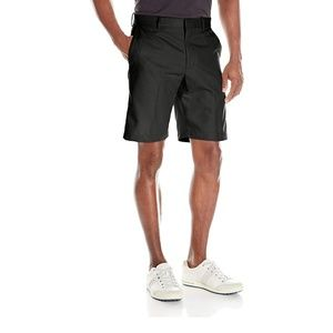 Other - NWOT Black Flat Front Shorts